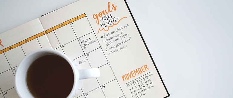 Make your 2018 New Year's resolutions stick with these goalsetting tips