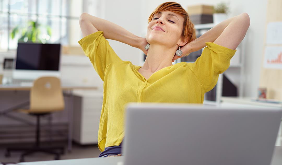 Palmer PT Shares Office Stretches to Keep the Body Pain-Free & Alert