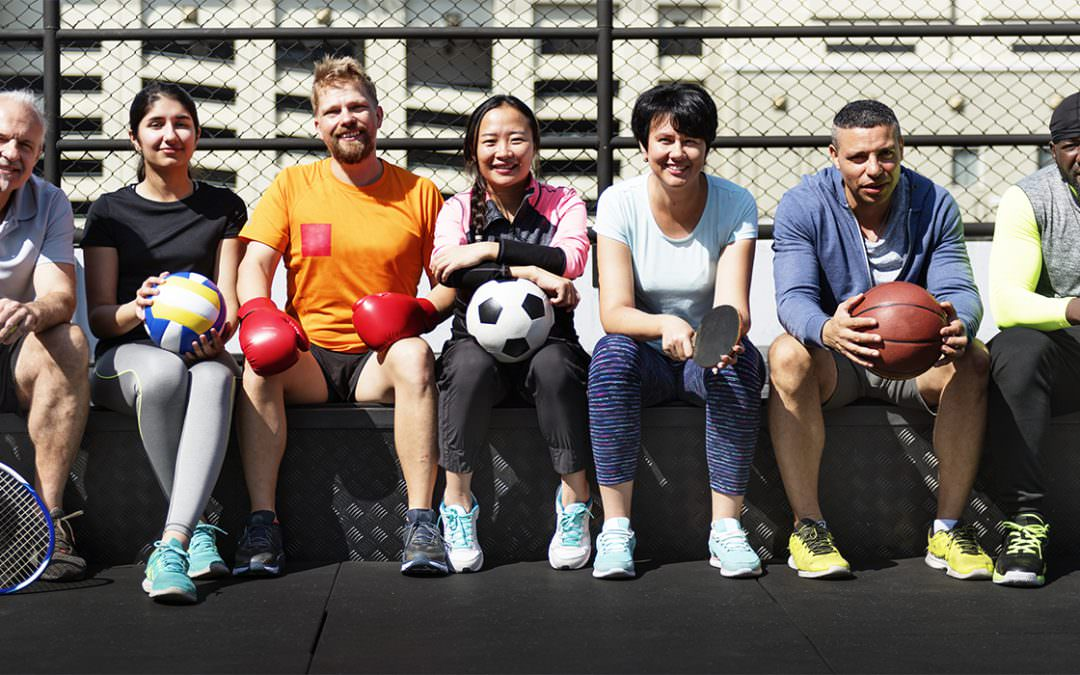 New Exercise Guidelines Stress Movement as Medicine