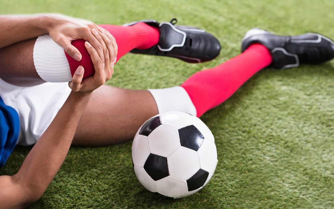 Be Aware of the Signs of  Sports Injuries, says Palmer PT